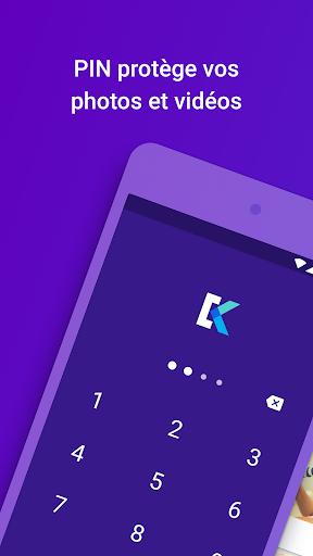 Keepsafe Album Photo – Masquer Photos Et Vidéos screenshot 1