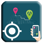 GPS Phone Tracker Location icon