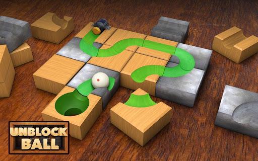 إلغاء الحظر الكرة - بلوك اللغز 9 تصوير الشاشة