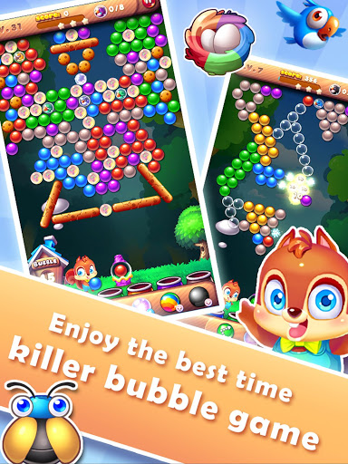 Bubble Bird Rescue 2 - Shoot! 19 تصوير الشاشة