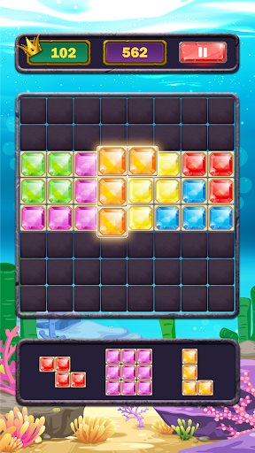 Block Puzzle Gem Classic - Block Puzzle Game screenshot 3
