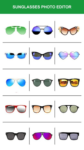 Sunglasses Photo Editor 2020 screenshot 5