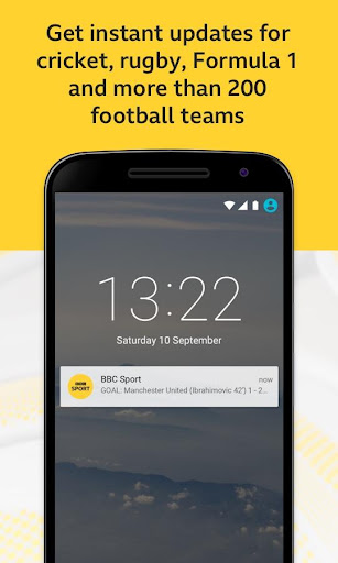 BBC Sport - News & Live Scores 4 تصوير الشاشة