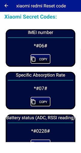 Reset Code Any Mobile and Sim Unlock Guide screenshot 4