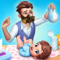 Baby Manor: Simulador de Bebés & Diseño de Hogares on 9Apps