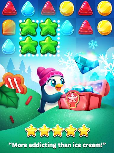 Frozen Frenzy Mania – Match 3 11 تصوير الشاشة