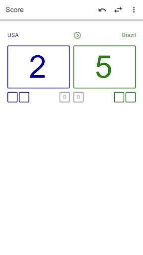 Volleyball Score Simple screenshot 7