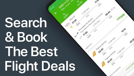 Wego Flights, Hotels, Travel Deals Booking App screenshot 4