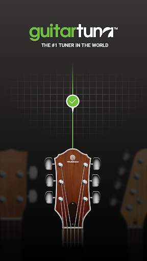GuitarTuna - Tuner for Guitar Ukulele Bass & more! screenshot 2