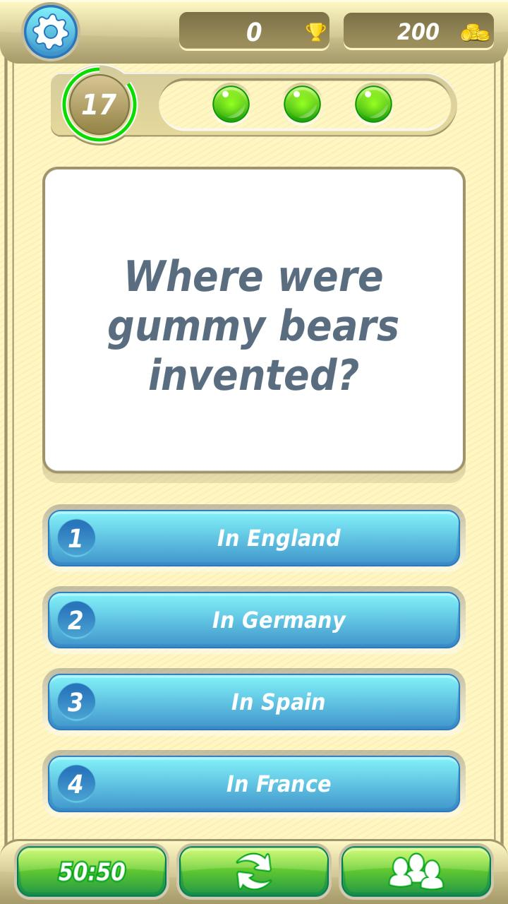 German Trivia Quiz 1 تصوير الشاشة