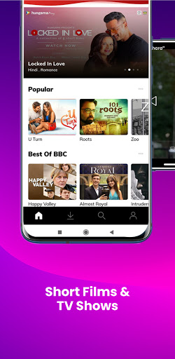 Hungama Play: Movies & Videos 6 تصوير الشاشة