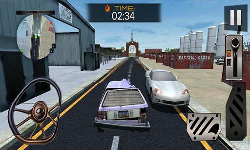 Car Crusher Crane Driver Dumper Truck Driving Game screenshot 5