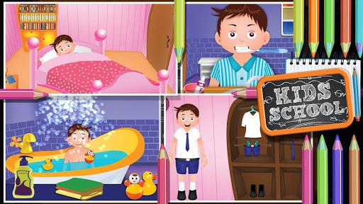 Kids School - Games for Kids स्क्रीनशॉट 1