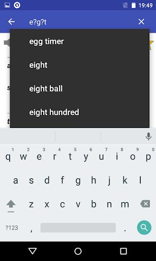 English Dictionary - Offline screenshot 8