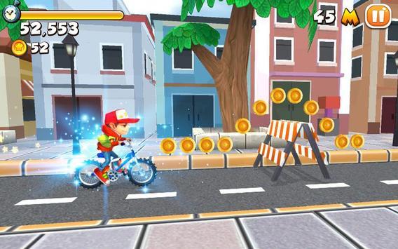 Bike Race - 3d Racing screenshot 13