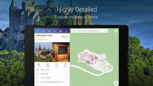 Maps & GPS Navigation: Find your route easily! screenshot 13