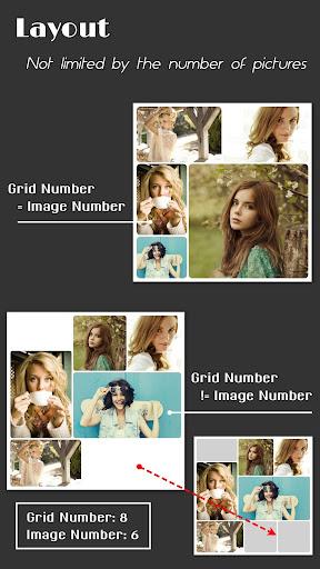 Collage Maker (Layout Grid) - PhotoFancie screenshot 2