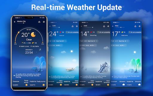 Weather Forecast screenshot 10