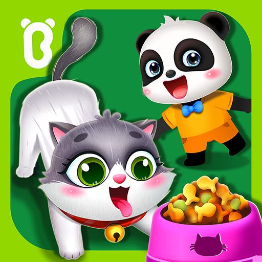 Baby Panda's Home Stories icon