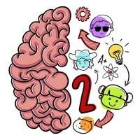 Brain Test 2: قصص مضحكة on APKTom