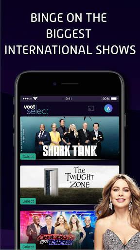 Voot Select Originals, Colors TV, MTV & more screenshot 9