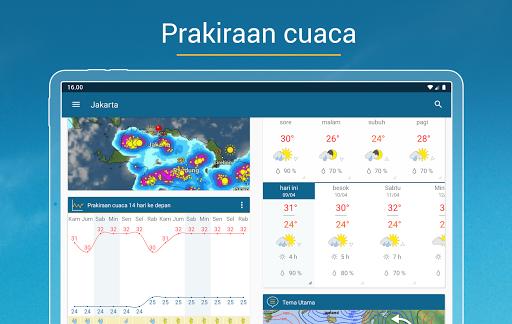 Cuaca & Radar screenshot 6