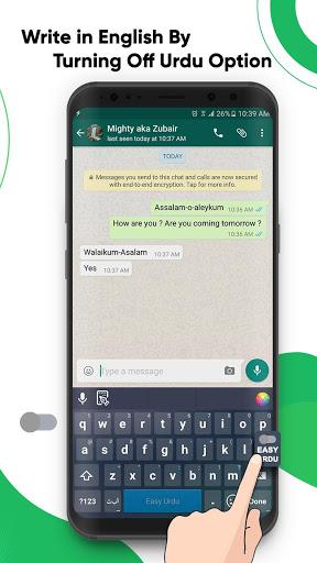 Easy Urdu Keyboard 2021 - اردو - Urdu on Photos 4 تصوير الشاشة