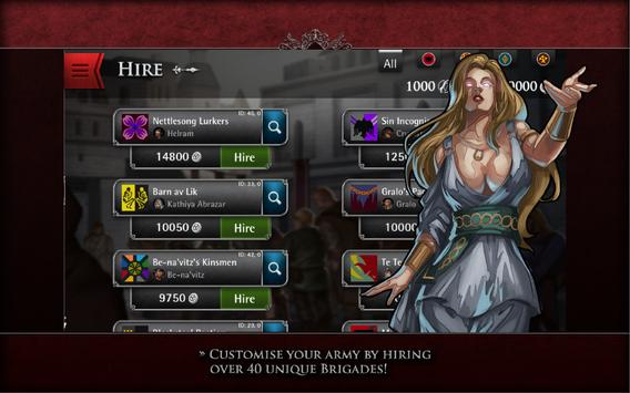 RAVENMARK: Mercenaries screenshot 8