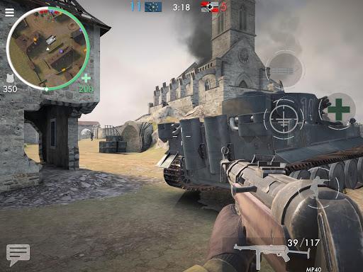 World War Heroes: WW2 FPS 12 تصوير الشاشة
