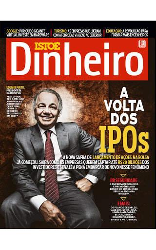 Revista ISTOÉ Dinheiro screenshot 1
