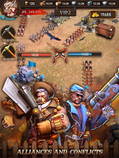 West of Glory screenshot 9