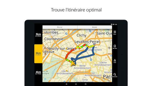 Yandex.Navi - Île-de-France screenshot 10
