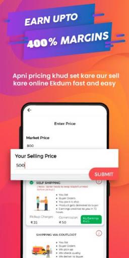 CoutLoot🇮🇳 - Local Online Dukaan| Earn Money screenshot 6