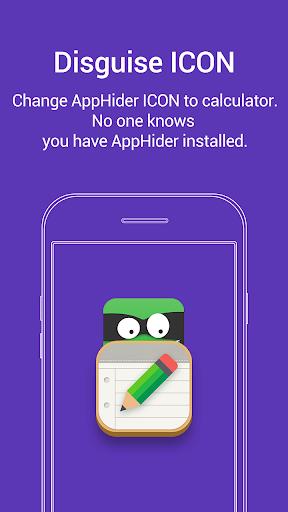 Notepad Vault-AppHider screenshot 1