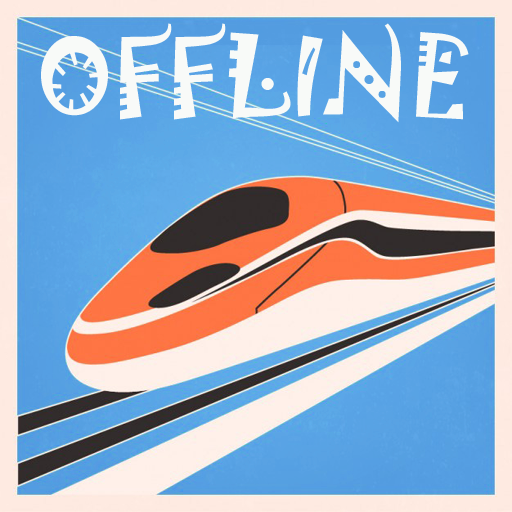 Indian Rail Offline Time Table icon