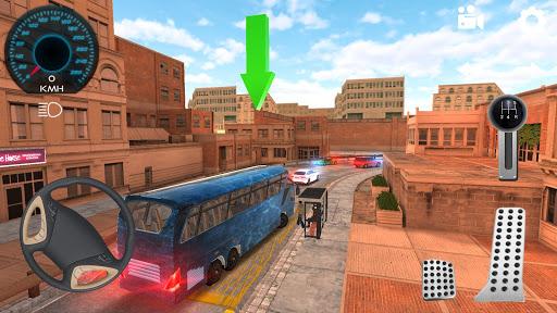 Bus Simulator Cockpit Go : Megabus screenshot 3