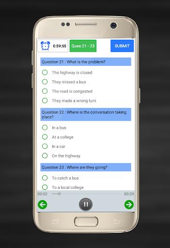ฝึกการฟัง TOEIC screenshot 5