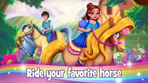 Tooth Fairy Horse - Caring Pony Beauty Adventure screenshot 9