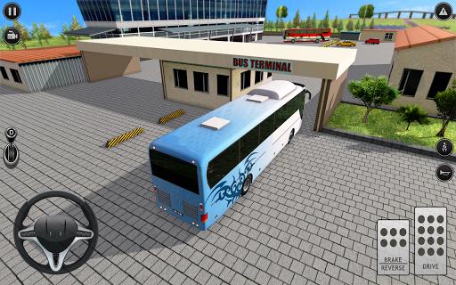 Modern City Bus Driving Simulator | New Games 2020 6 تصوير الشاشة
