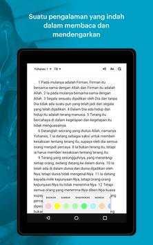 Alkitab Offline Gratis + Audio screenshot 14