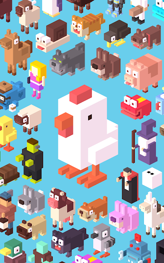 Crossy Road screenshot 16