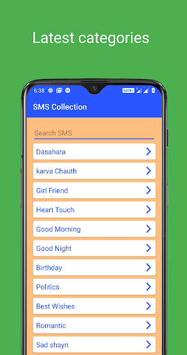 10,000  Sms Collection screenshot 3