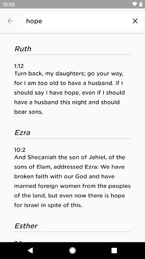 ESV Bible screenshot 4