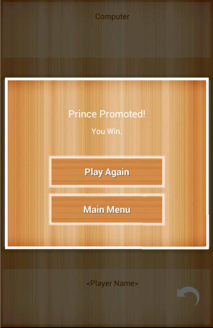 Prince Chess screenshot 5