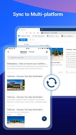 Maxthon browser 5 تصوير الشاشة