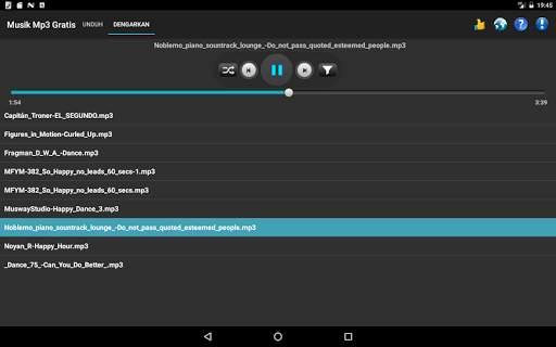 Musik Mp3 Gratis screenshot 11