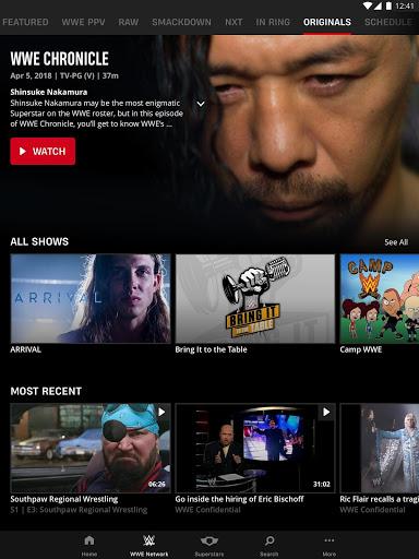 WWE screenshot 10