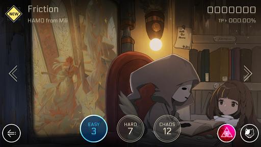 Cytus II screenshot 3