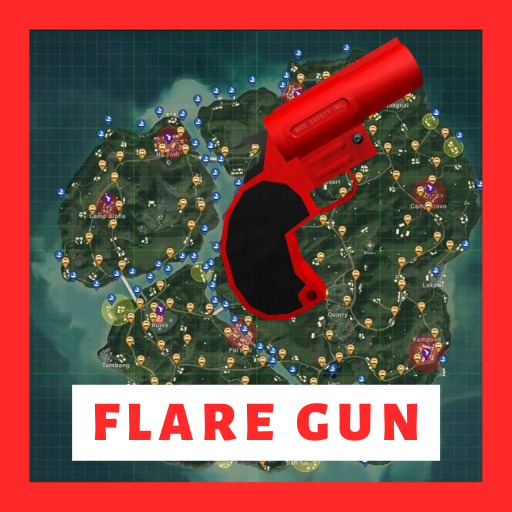 Flare Gun Location and Guide Battleground icon