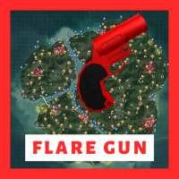 Flare Gun Location and Guide Battleground on 9Apps